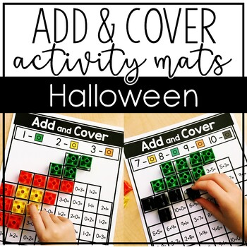 Halloween Add and Cover Mats