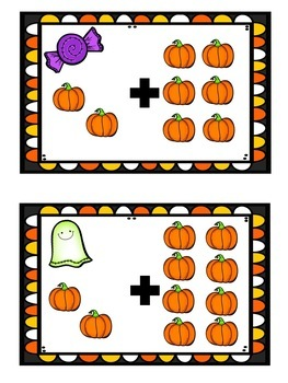 Halloween Addition Write the Room!