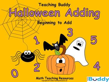 Halloween Adding