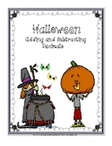 Halloween-Adding and Subtracting Decimals