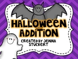 Halloween Addition {An Addition Practice Game}