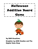 Halloween Addition Board Game (Sums to 20)