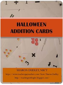Halloween Addition Cards