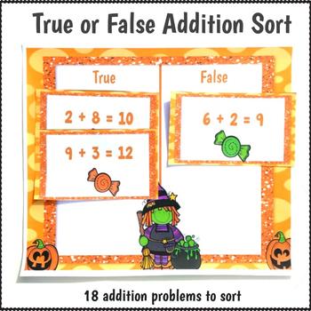 Halloween Addition Centers