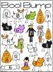 Halloween Addition Fact Freebie - Boo! Bump