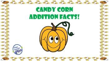 Halloween Addition Facts