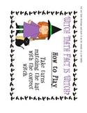 Halloween Addition File Folder Game *Colored*