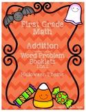 Halloween Addition - First Grade