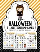 Halloween Addition & Multiplication Bump Games Bundle