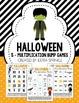 Halloween Addition & Multiplication Bump Games Bundle