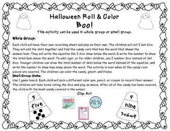 Halloween Addition Roll & Cover