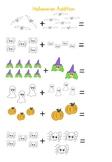 Halloween Addition Sheets