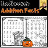 Halloween Addition Strategies Printables
