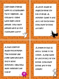Halloween Addition/Subtraction Word Problems within 20