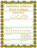 Halloween Addition Word Problems