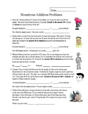 Halloween Addition and Estimation Problems