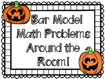 Halloween Addition and Subtraction Common Core Activities