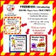 Add  & Subtract ... SPOOKY RIDDLES ... Color ... MATH PROBLEMS Gr 2-3-4  NO PREP