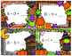 Halloween Addition and Subtraction (within 20) Task Cards