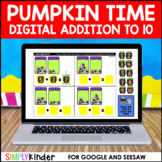 Halloween Addition for Google and Seesaw