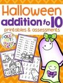 Halloween Math Addition