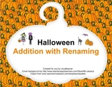 Halloween Addition with Renaming