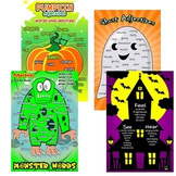 Halloween Adjective Bundle