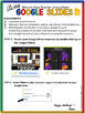 Halloween Algebra Finding Slope from Two Points Mosaic  (Made for Google Drive)