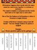 Halloween Alliteration Tear Tab Activity