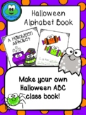 Halloween Alphabet Book