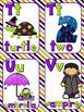 Halloween Alphabet Cards ABC Order