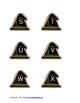 Halloween Alphabet Letter Match and Sort