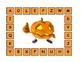 Halloween Alphabet Match-Up Game!