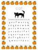 Halloween Alphabet Recognition