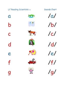 FREEBIE!  Halloween Alphabet Sounds Match!
