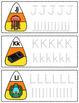 Halloween Alphabet Write and Swipe
