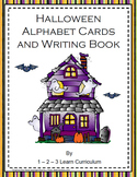 Halloween Alphabet and Writing Book