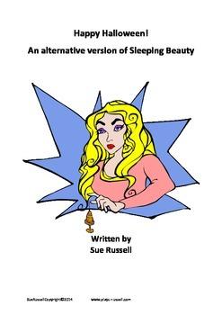 Halloween Alternative Sleeping Beauty Play