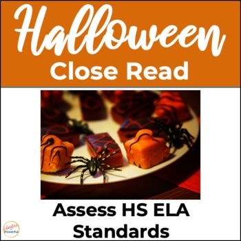 Halloween: America's Most Dangerous Holiday Close Reading with Annotation and Qs