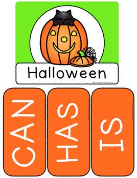 Halloween {Anchor Charts & Graphic Organizers}