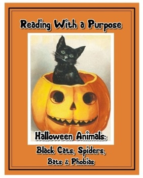 Halloween Animals: Common Core
