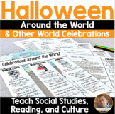 Halloween Around the World & Other Celebrations -Week-Long