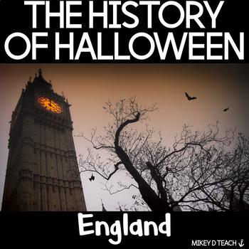 Halloween Around the World - England