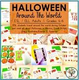 Halloween Around the World {literacy activities for ESL &