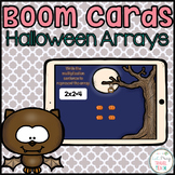Halloween Array Boom Cards