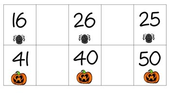 Halloween Arrow Way Activity