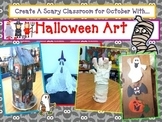 Halloween Art Craft Easy Cute Kid-Friendly Fun