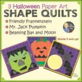 Halloween Art: Frankenstein Monster, Jack-o-lantern Pumpki