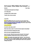 "Halloween Art: What Makes You ""Scream""?"