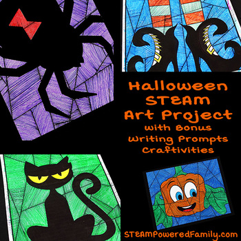 Halloween Art Projects For Elementary Students